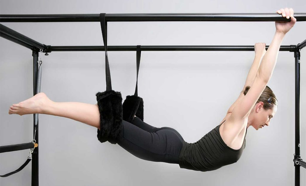 Hanging out with Pilates